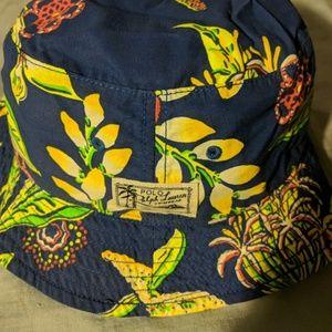Reversible Polo Ralph Lauren Bucket Hat